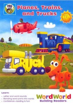 WordWorld: Planes Trains and Trucks (DVD)