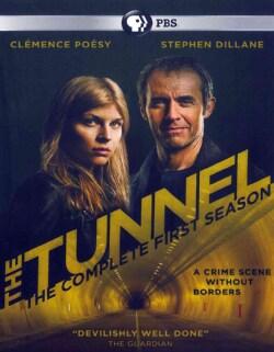 The Tunnel: Season One (U.K. Edition) (Blu-ray Disc)