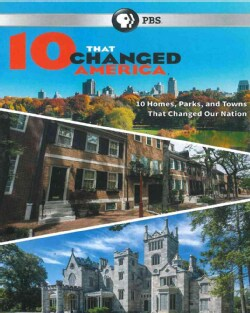 10 That Changed America (DVD)