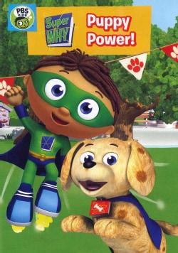Super Why!: Puppy Power (DVD)
