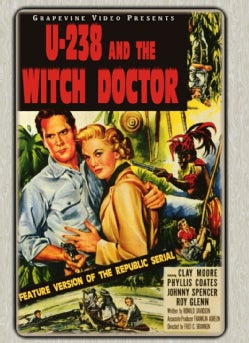 U-238 And The Witch Doctor (DVD)