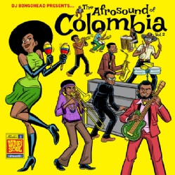 Various - The Afrosound Of Colombia Vol. 2