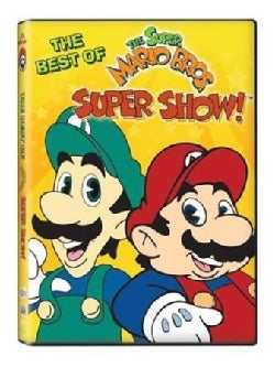 Best Of Super Mario Brothers Super Show (DVD)