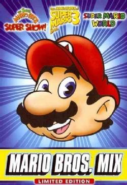 Mario Brothers Mix (DVD)