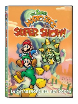 Super Mario Brothers Super Show!: Spanish King Koopa Katastrophe (DVD)