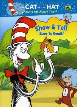 The Cat In The Hat Knows A Lot About That!: Show & Tell Sure Is Swell! (DVD)