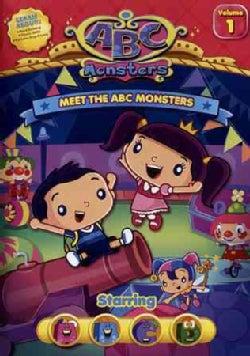 ABC Monsters (DVD)