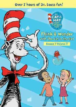 The Cat in the Hat Knows a Lot About That!: Think & Wonder With The Cat In The Hat (DVD)