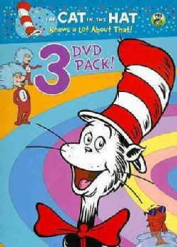 The Cat In The Hat Knows A Lot About That!: Ocean Commotion/Surprise, Little Guys!/Told from the Cold (DVD)