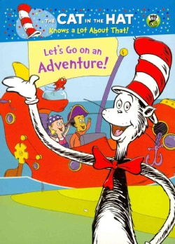The Cat In The Hat Knows A Lot About That!: Let's Go On An Adventure! (DVD)