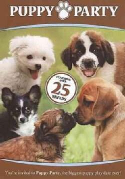 Animal Atlas: Puppy Party (DVD)