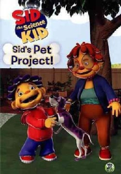Sid The Science Kid: Sid's Pet Project! (DVD)