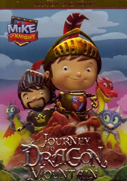 Mike The Knight: Journey To Dragon Mountain (DVD)