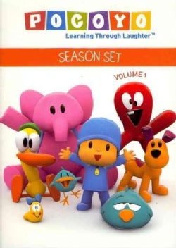 Pocoyo: Season Set Vol. 1 (DVD)