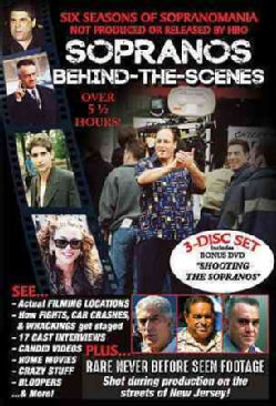 Sopranos: Behind-the-Scenes (DVD)