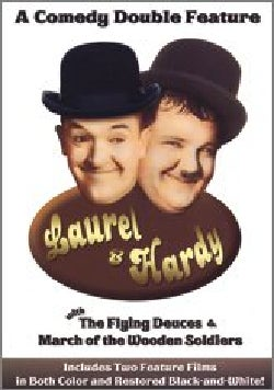 The Laurel and Hardy Two-Disc Collection (DVD)