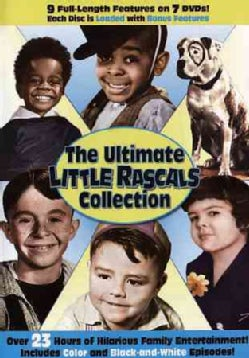 The Ultimate Little Rascals Collection (DVD)