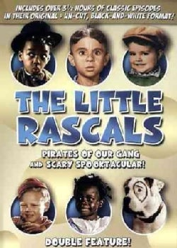 The Little Rascals: The Pirates of Our Gang/Scary Spooktacular (DVD)