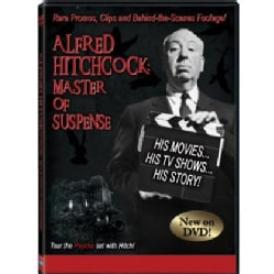 Alfred Hitchcock: Master of Suspense (DVD)
