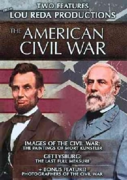 The American Civil War Double Feature (DVD)