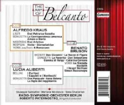 Tokyo Symphony Orchestra - The Art of Belcanto