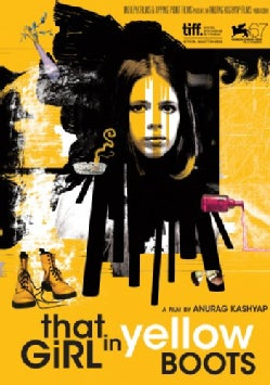 That Girl In Yellow Boots (DVD)