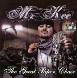 Mr. Kee - The Great Paper Chase (Parental Advisory)