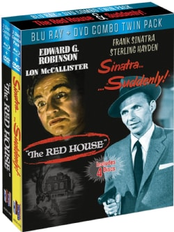 Suddenly/The Red House (Blu-ray/DVD)