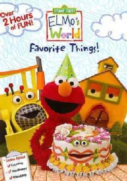Elmo's World: Favorite Things (DVD)