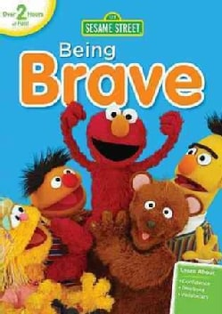 Sesame Street: Being Brave (DVD)
