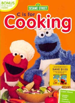 Sesame Street: C Is For Cooking (DVD)