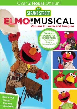 Sesame Street: Elmo The Musical 2 (DVD)