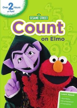 Sesame Street: Count on Elmo (DVD)
