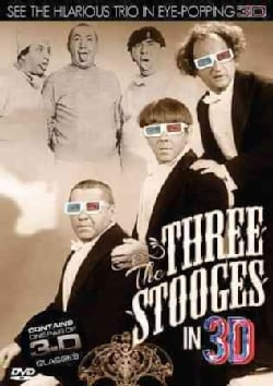 Three Stooges in 3D (DVD)