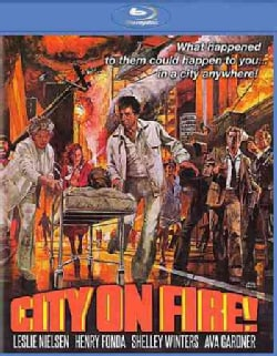 City on Fire (Blu-ray Disc)