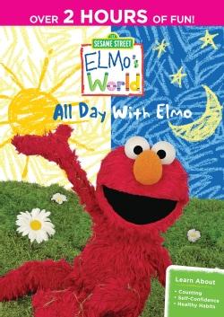Elmo's World: All Day With Elmo (DVD)