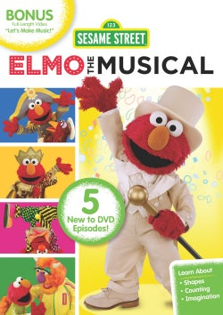 Sesame Street: Elmo the Musical (DVD)