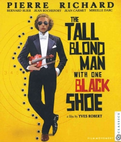 The Tall Blond Man with One Black Shoe (Blu-ray Disc)