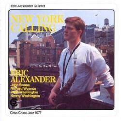 Eric Alexander - New York Calling