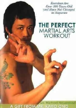 Perfect Martial Arts Workout with Michael Nevermind (DVD)
