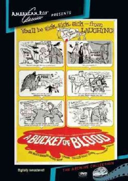 A Bucket Of Blood (DVD)