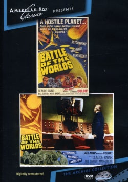 Battle Of The Worlds (DVD)