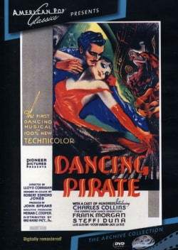 The Dancing Pirate (DVD)