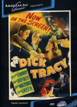 Dick Tracy, Detective (DVD)
