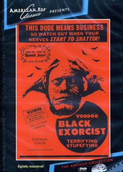 Voodoo Black Exorcist (DVD)