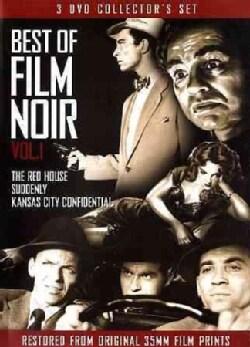 The Best Of Film Noir Vol. 1 (DVD)