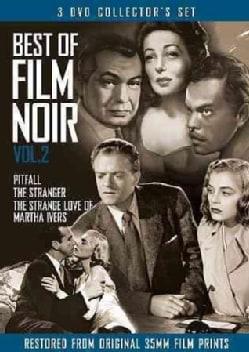 The Best Of Film Noir Vol. 2 (DVD)