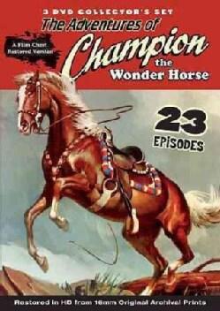 Champion the Wonder Horse (DVD)