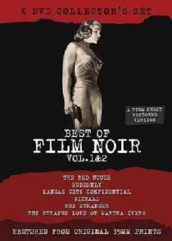 Best Of Film Noir Vol. 1 & 2 (DVD)