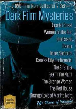 Dark Film Mysteries (DVD)
